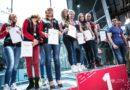 Najlepsi rywalizowali w Katowicach o mistrzostwo Polski w indoor skydivingu