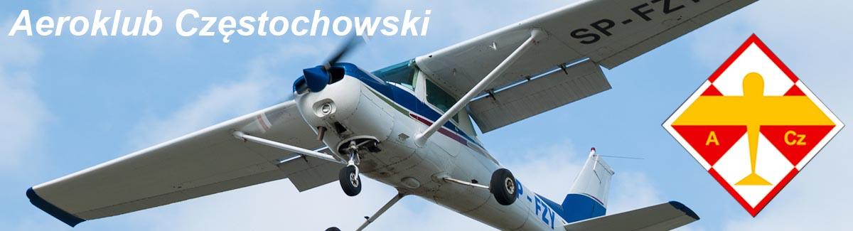 Aeroklub Częstochowski – Lotnisko Rudniki
